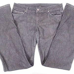 Joe's Jeans Womens Bootcut Black Denim Cotton Blen